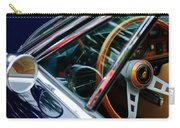 1969 Lamborghini Islero Steering Wheel Emblem Carry-all Pouch