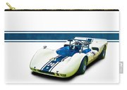 1969 Mrc Mkii Repco Brabham Carry-all Pouch