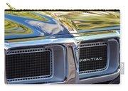 1969 Pontiac Firebird 400 Grille Carry-all Pouch