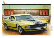 1970 Boss 302 Mustang Carry-all Pouch