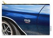 1970 Chevy Chevelle 454 Ss  Carry-all Pouch