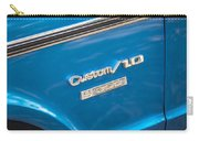 1970 Chevy Custom 350 Truck  Carry-all Pouch