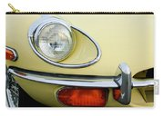 1970 Jaguar Xk Type-e Headlight Carry-all Pouch