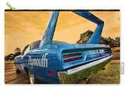 1970 Plymouth Road Runner Superbird Carry-all Pouch