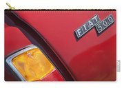 1971 Fiat 500 Jolly Taillight Carry-all Pouch