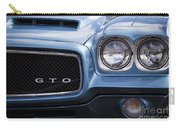 1971 Gto Carry-all Pouch
