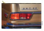 1971 Mercedes-benz 280se 3.5 Cabriolet Taillight Emblem Carry-all Pouch