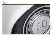 1971 Mercedes-benz Wheel Emblem Carry-all Pouch