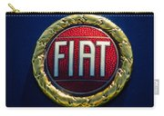 1972 Fiat Dino Spider Emblem Carry-all Pouch