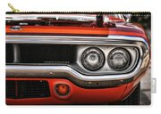 1972 Plymouth Road Runner Carry-all Pouch