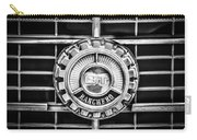 1973 Ford Ranchero Grille Emblem -0769bw Carry-all Pouch
