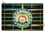 1973 Ford Ranchero Grille Emblem -0769c Carry-all Pouch