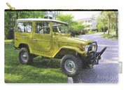 1976 Toyota Landcruiser Carry-all Pouch