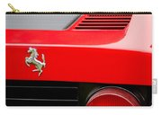 1979 Ferrari Taillight Emblem -0378c Carry-all Pouch