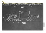 1983 Corvette Patent Carry-all Pouch