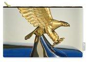 1986 Zimmer Golden Spirit Hood Ornament Carry-all Pouch