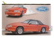 1991 Ford Mustang Carry-all Pouch