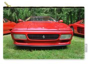 1993 Red Ferrari 512 Tr Carry-all Pouch