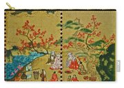 1994 Japanese Stamp Collage Carry-all Pouch