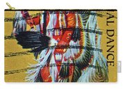 1996 Native American Stamp Carry-all Pouch
