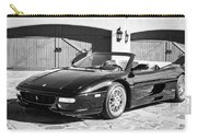 1997 Ferrari F 355 Spider -008bw Carry-all Pouch