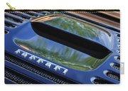 1997 Ferrari F 355 Spider Rear Emblem -117c Carry-all Pouch