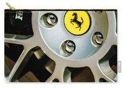1997 Ferrari F 355 Spider Wheel Emblem -125c Carry-all Pouch