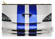 1998 Dodge Viper Gts-r Grille Emblem -0329c Carry-all Pouch