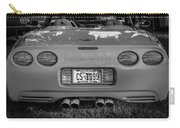 1999 Chevrolet Corvette Bw  Carry-all Pouch