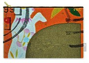 1999 Hong Kong Lunar New Year Stamp Carry-all Pouch