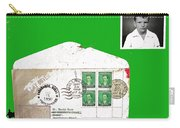 1st Day Cover 1950 Manila Philippine Islands David Lee Guss 1949 Passport Photo  Collage 1950-2012 Carry-all Pouch