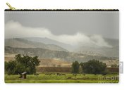 1st Day Of Rain Great Colorado Flood Carry-all Pouch