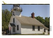 1870 Mission Point Lighthouse Carry-all Pouch