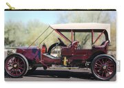 1907 Panhard Et Levassor Carry-all Pouch by Jill Reger