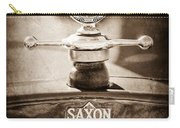 1915 Saxon Roadster Hood Ornament Carry-all Pouch