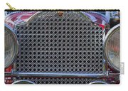 1930 Packard Model 734 Speedster Runabout Carry-all Pouch