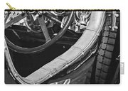 1931 Bentley 4.5 Liter Supercharged Le Mans Steering Wheel -1255bw Carry-all Pouch