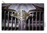 1933 Chrysler Sedan Grille Emblem Carry-all Pouch