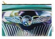 1933 Pontiac Emblem Carry-all Pouch