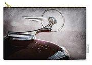 1933 Pontiac Hood Ornament Carry-all Pouch