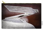 1934 Chevrolet Hood Ornament Carry-all Pouch
