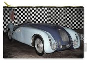 1936 Bugatti 57g Tank Carry-all Pouch