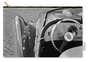 1937 Peugeot 402 Darl'mat Legere Speacial Sport Roadster Recreation Steering Wheel Emblem Carry-all Pouch