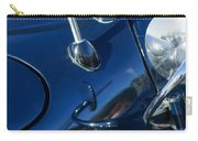 1941 Lincoln Continental Convertible Emblem Carry-all Pouch