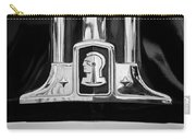 1948 Pontiac Streamliner Woodie Station Wagon Emblem Carry-all Pouch