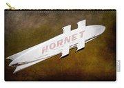 1951 Hudson Hornet Emblem Carry-all Pouch