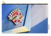 1954 Cadillac Coupe Deville Emblem Carry-all Pouch