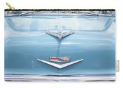 1956 Chevrolet Hood Ornament Carry-all Pouch