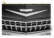 1959 Cadillac Eldorado Grille Emblem Carry-all Pouch