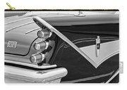 1959 Desoto Adventurer Convertible Tail Light Emblem Carry-all Pouch